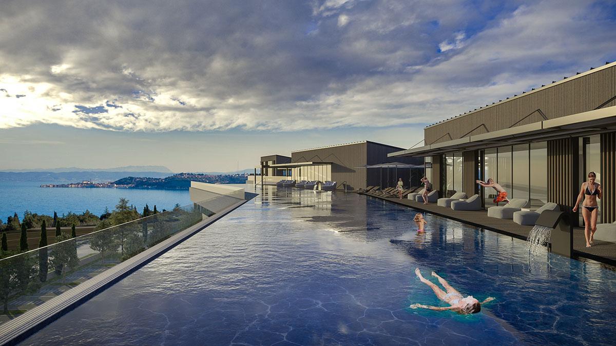 Luxusimmobilien Kroatien Farkaš, neue luxus resort, Umag, Istrien, Kroatien