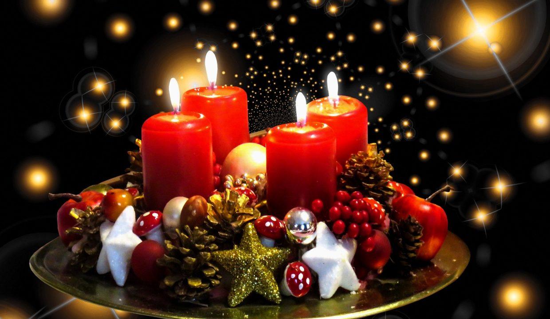 Weihnachts und Neujahrsgrüße von Luxus Immobilien Farkaš Umag, Istrien, Kroatien
