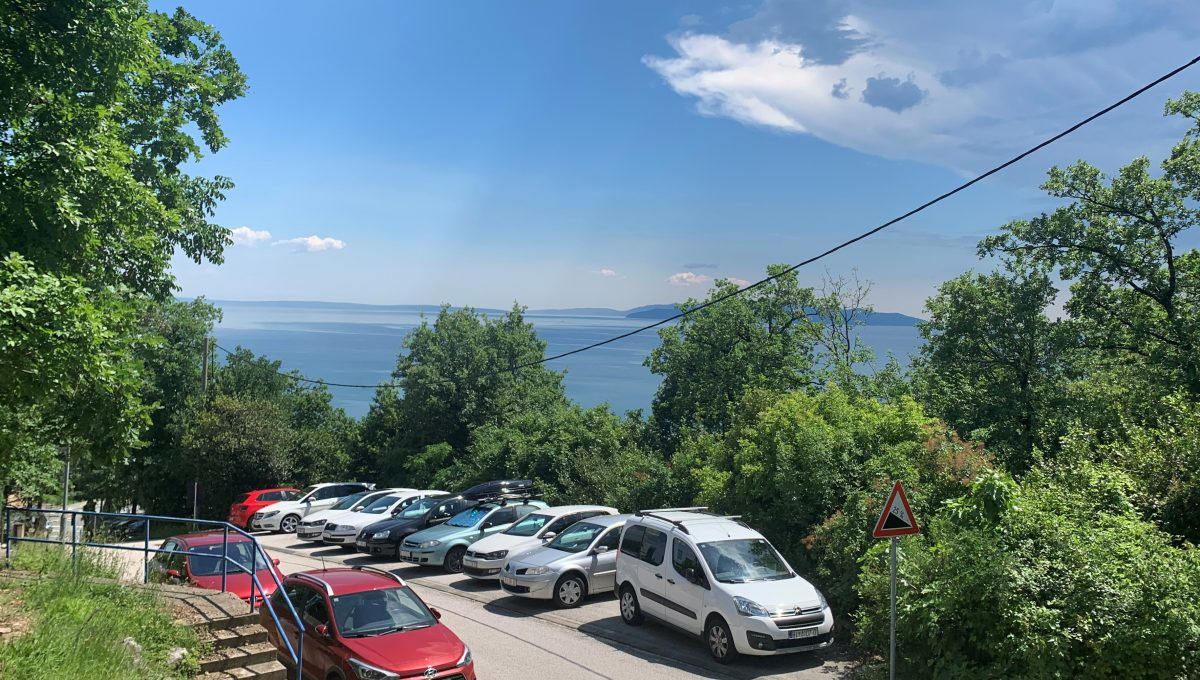 Land for sale in Opatija, Luxury real estate Farkaš