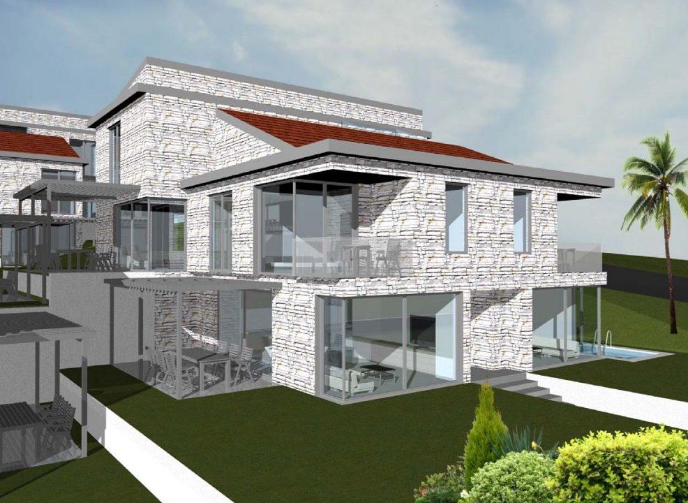 Grundstücke zu verkaufen in Opatija, Luxusimmobilien Farkaš Kroatien, 2