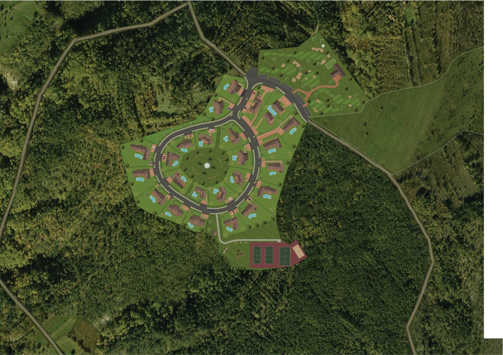 Exclusive project in the heart of Istria for sale!