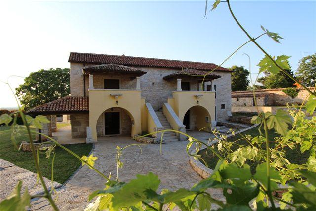 Unique property for sale in Istria, Višnjan!