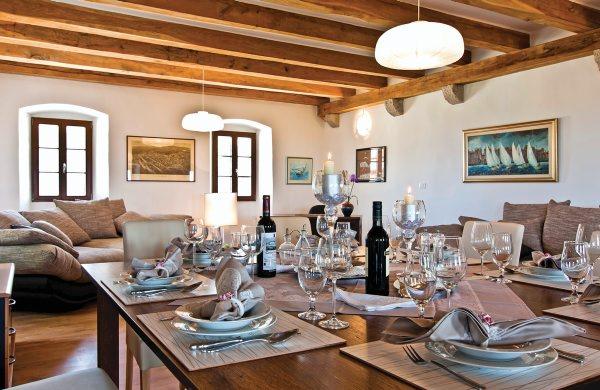 Steinhaus kaufen in istrien, luxusimmobilien farkas