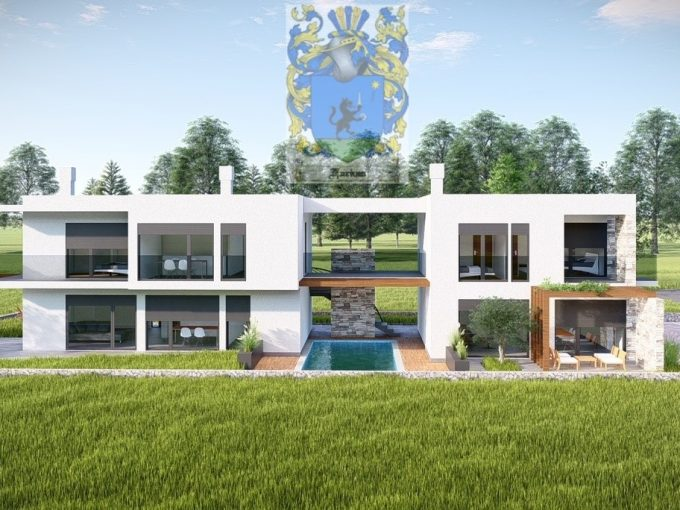 Superb apartments under construction 600 m from the beach, Umag