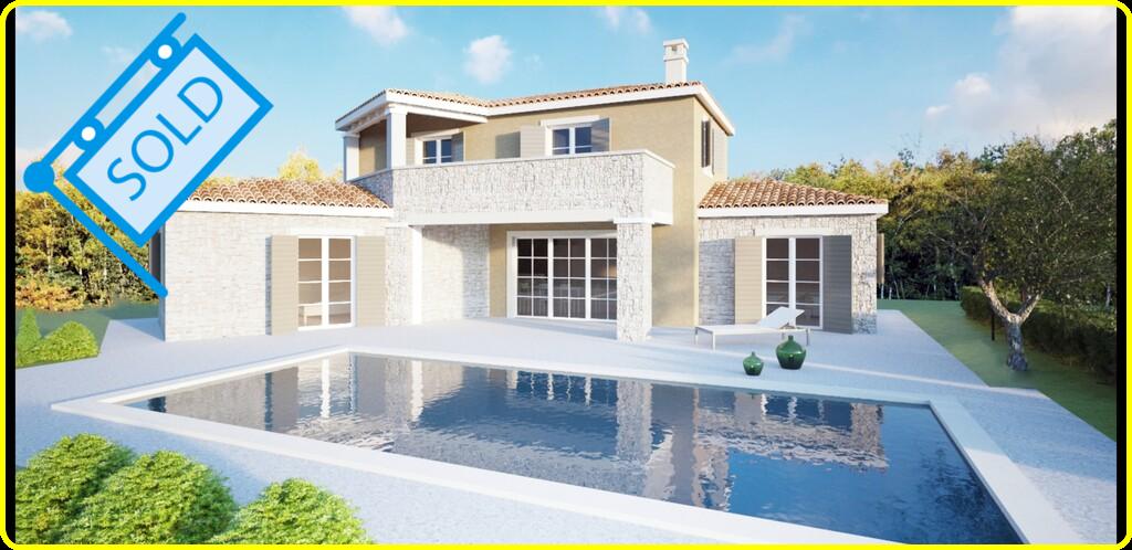 Verkauft villa in Tinjan von Luxusimmobilien Istrien Farkaš