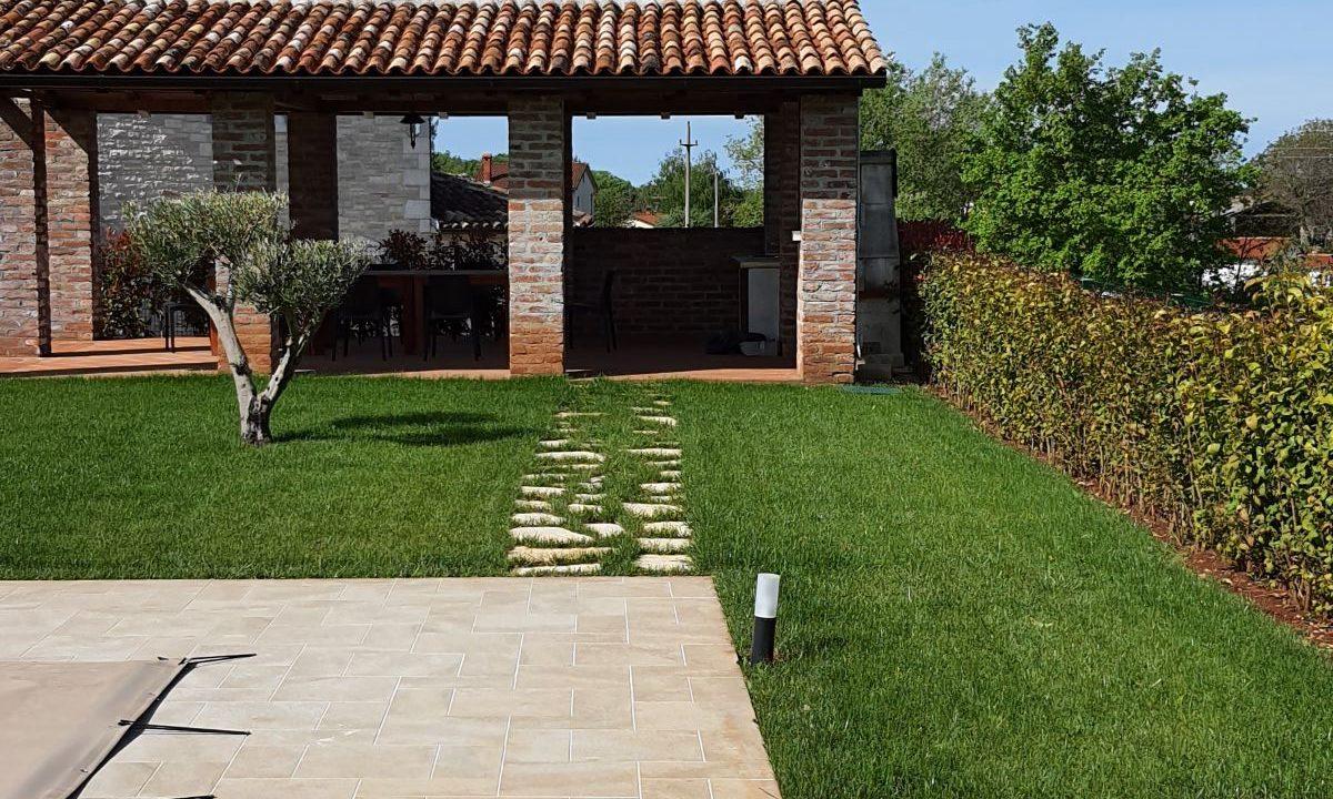 Steinhäuser zu verkaufen Istrien, Farkaš immobilien, schöne steinhaus mit pool, Poreč umgebung, 2