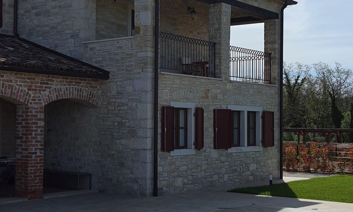 Steinhäuser zu verkaufen Istrien, Farkaš immobilien, schöne steinhaus mit pool, Poreč umgebung, 4