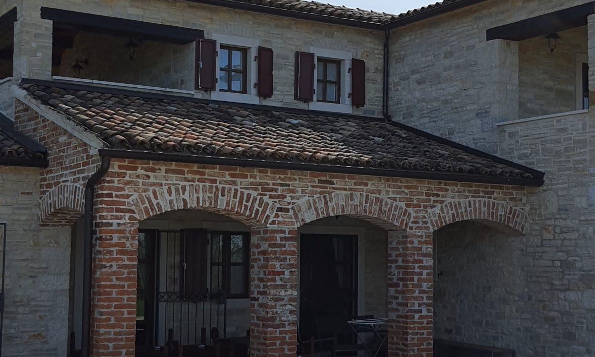 Steinhäuser zu verkaufen Istrien, Farkaš immobilien, schöne steinhaus mit pool, Poreč umgebung, 5