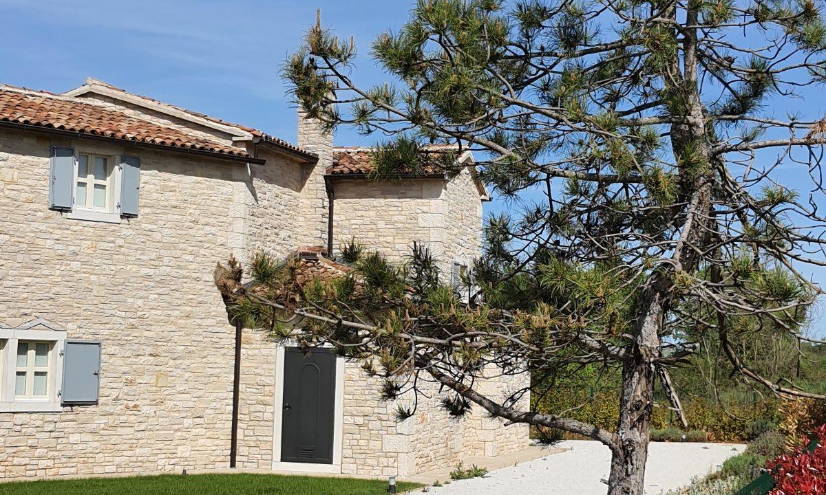 Steinhäuser zu verkaufen Istrien, Farkaš immobilien, schöne steinhaus mit pool, Tinjan umgebung, 9