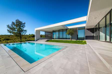 Farkaš luxury real estate, villa with swimming pool, sea view, Istria, Croatia 4