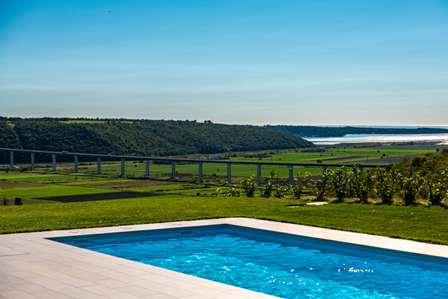 Farkaš luxury real estate, villa with swimming pool, sea view, Istria, Croatia 6