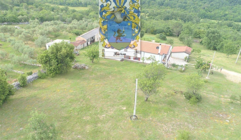 Steinhaus zu verkaufen Istrien, Luxusimmobilien Istrien farkas, Brtonigla Umgebung, 9