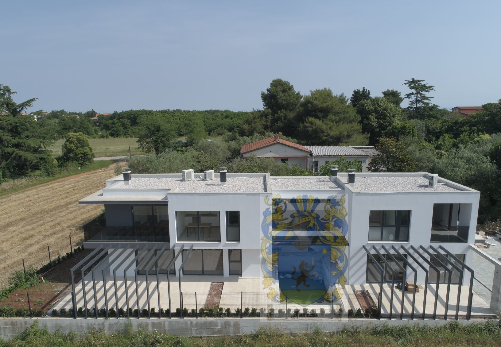 Top offer! New finished apartments 600 m from the sea