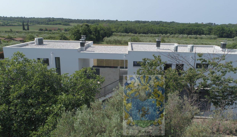 Wohnungen istrien kaufen, neue wohnung 600 m von meer entfernt, Umag Umgebung, Luxus wohnungen Istrien Farkaš, 4