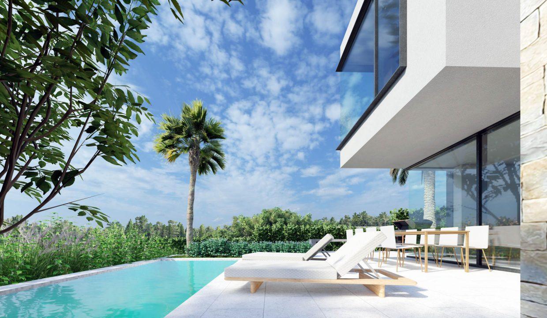 neue moderne villa mit pool zu verkaufen, porec, luxusimmobilien istrien farkas, 11