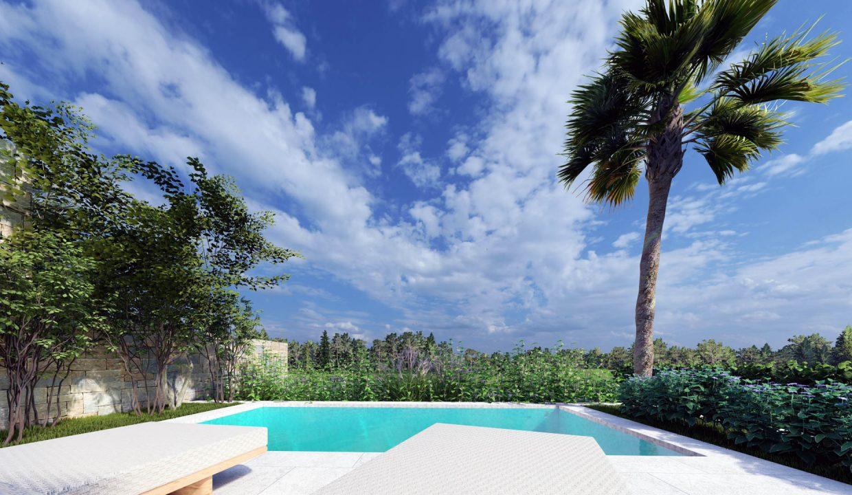 neue moderne villa mit pool zu verkaufen, porec, luxusimmobilien istrien farkas, 15