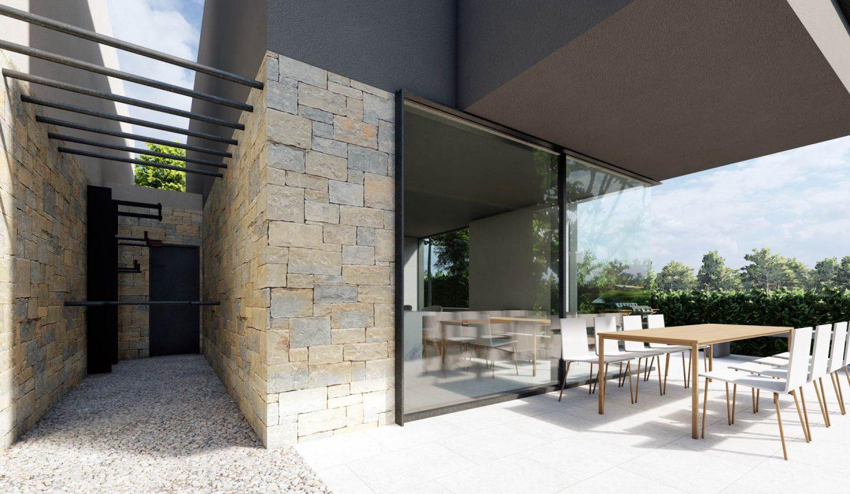 neue moderne villa mit pool zu verkaufen, porec, luxusimmobilien istrien farkas, 18