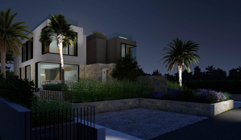 neue moderne villa mit pool zu verkaufen, porec, luxusimmobilien istrien farkas, 2