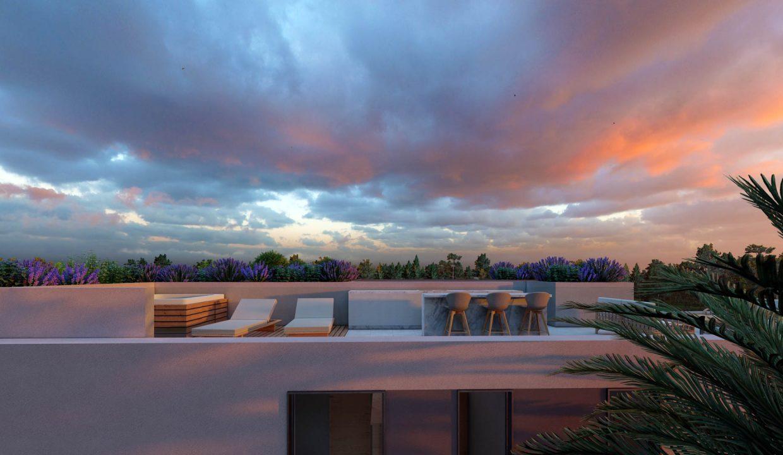neue moderne villa mit pool zu verkaufen, porec, luxusimmobilien istrien farkas, 6