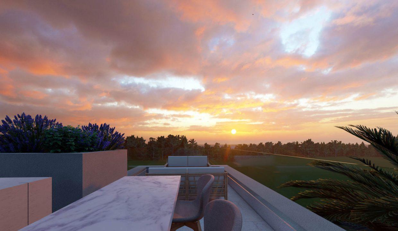 neue moderne villa mit pool zu verkaufen, porec, luxusimmobilien istrien farkas, 7