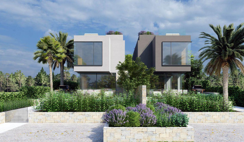 neue moderne villa mit pool zu verkaufen, porec, luxusimmobilien istrien farkas, 9