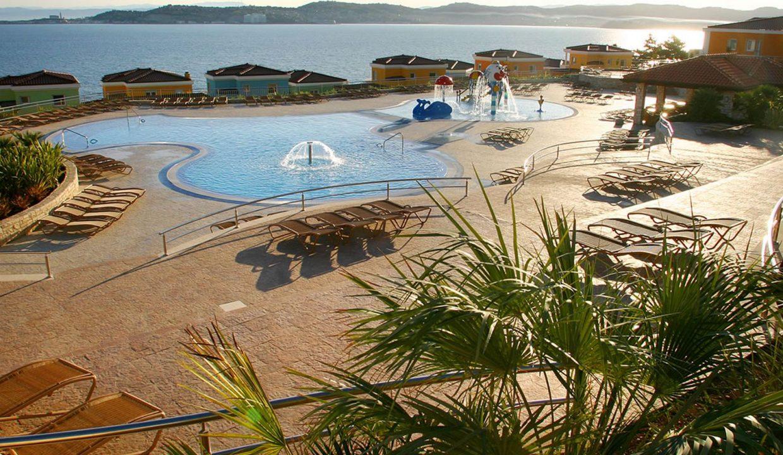Wohnung im golf resort zu verkaufen mit meer blick, Luxusimmobilien Farkaš, Umag, Istrien, Kroatien