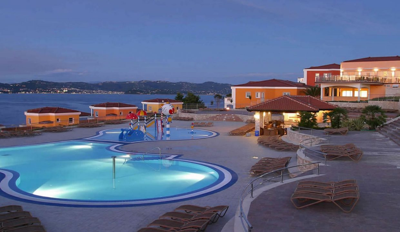 Luxury real estate Farkaš, Istria, Croatia, apartments for sale in golf resort, Umag, 1