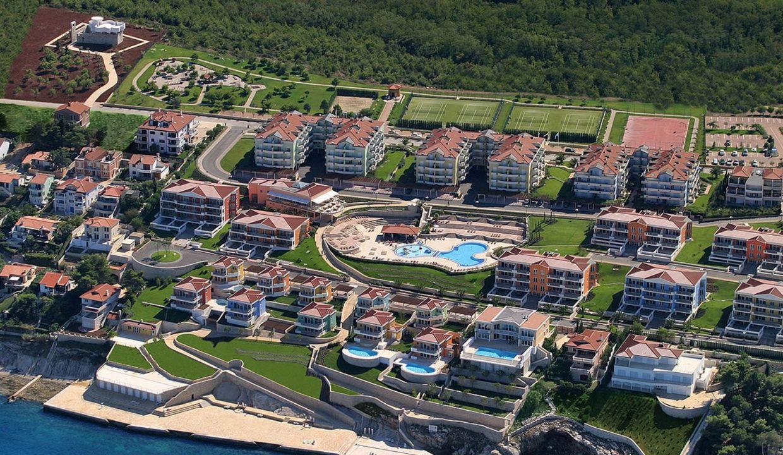 Luxury real estate Farkaš, Istria, Croatia, apartments for sale in golf resort, Umag, 2