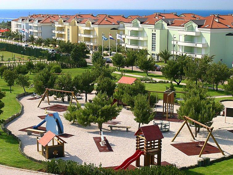 Luxury real estate Farkaš, Istria, Croatia, apartments for sale in golf resort, Umag, 3