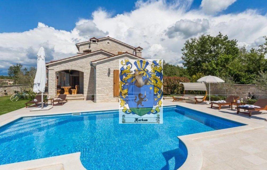 Alte steinhaus zu verkaufen Istrien, Farkaš immo, Steinhaus neben poreč mit pool,