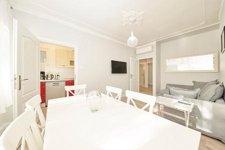 Farkas real estate Umag, apartment, city center, 1st floor, Croatia