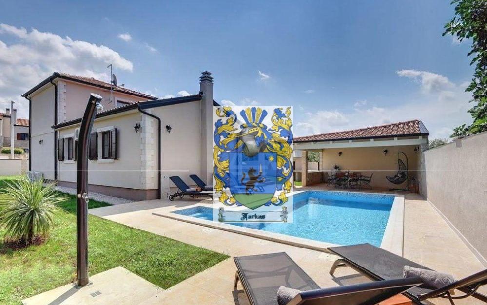 Luxury real estate Farkaš, new villas for sale in Istria, new villa near Poreč