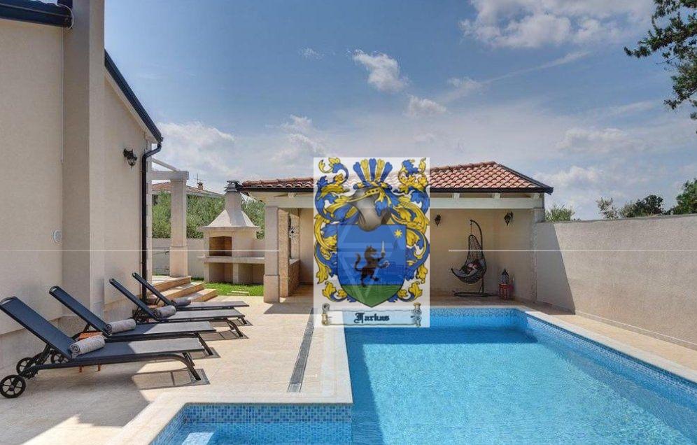 Luxury reeal estate Farkaš, new villas for sale in Istria, new villa near Poreč, 3