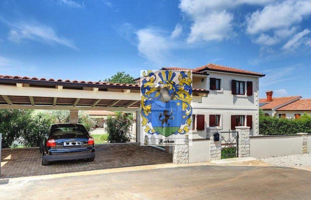Luxury reeal estate Farkaš, new villas for sale in Istria, new villa near Poreč, 4