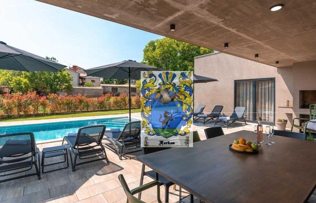 Modern villas for sale in Istria, Farkaš luxury real estate, 5