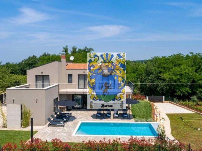 New modern villa for sale, Poreč surroundings