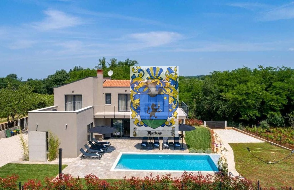 Modern villas for sale in Istria, Farkaš luxury real estate
