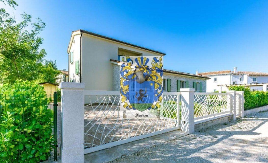 New villas for sale Istria, Real estate agency Farkaš, new villa with pool near Poreč, 10