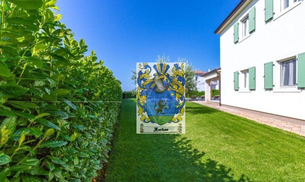 New villas for sale Istria, Real estate agency Farkaš, new villa with pool near Poreč, 5