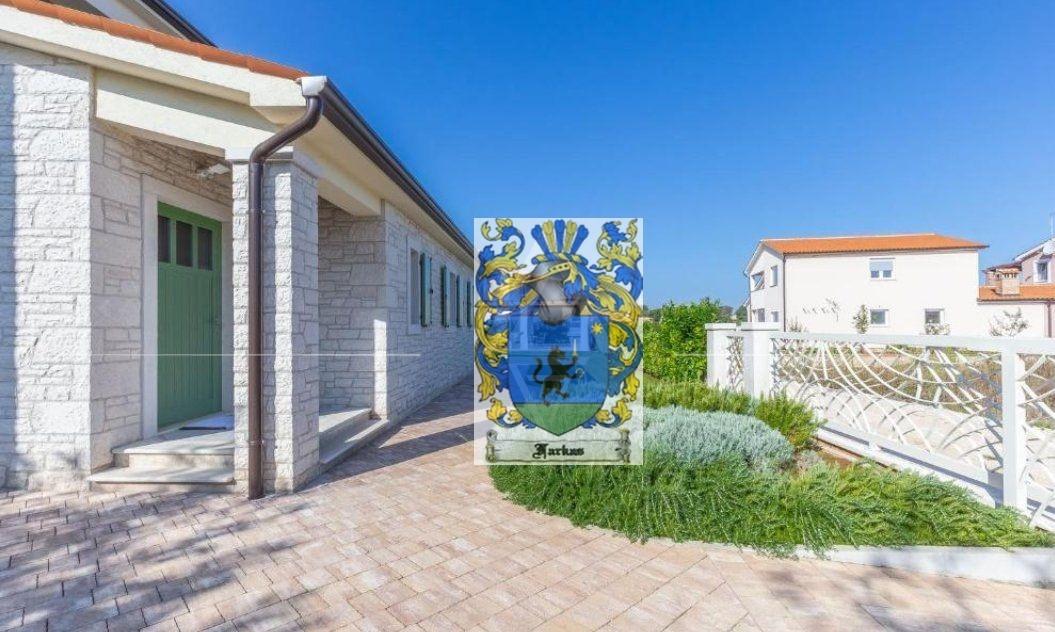 New villas for sale Istria, Real estate agency Farkaš, new villa with pool near Poreč, 6