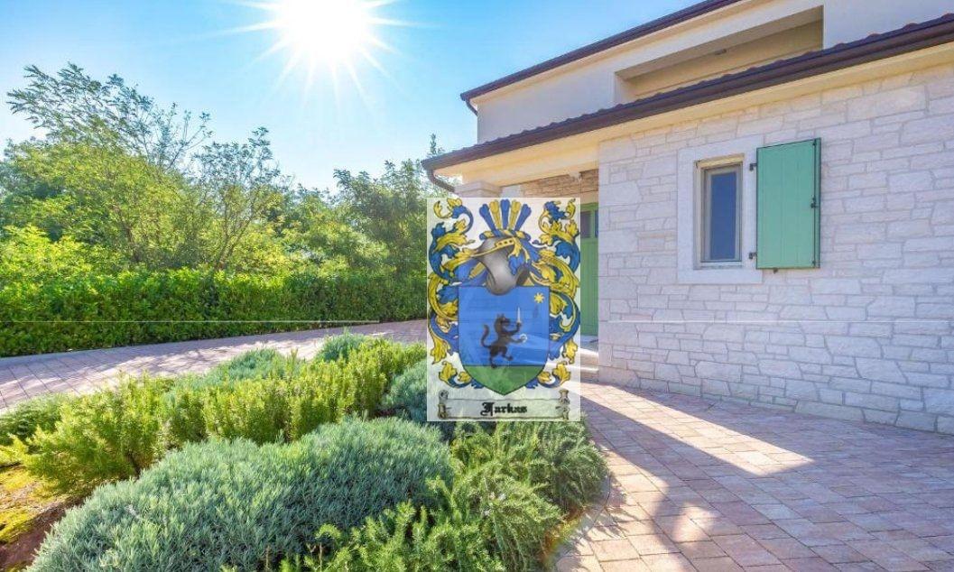 New villas for sale Istria, Real estate agency Farkaš, new villa with pool near Poreč, 7