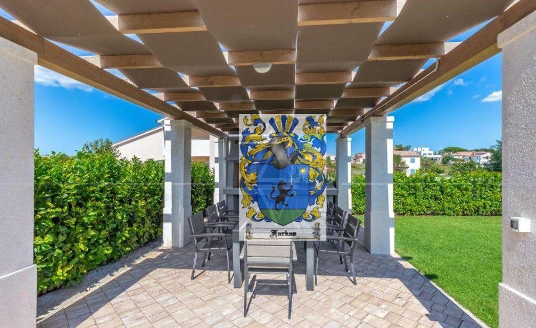 New villas for sale Istria, Real estate agency Farkaš, new villa with pool near Poreč, 9