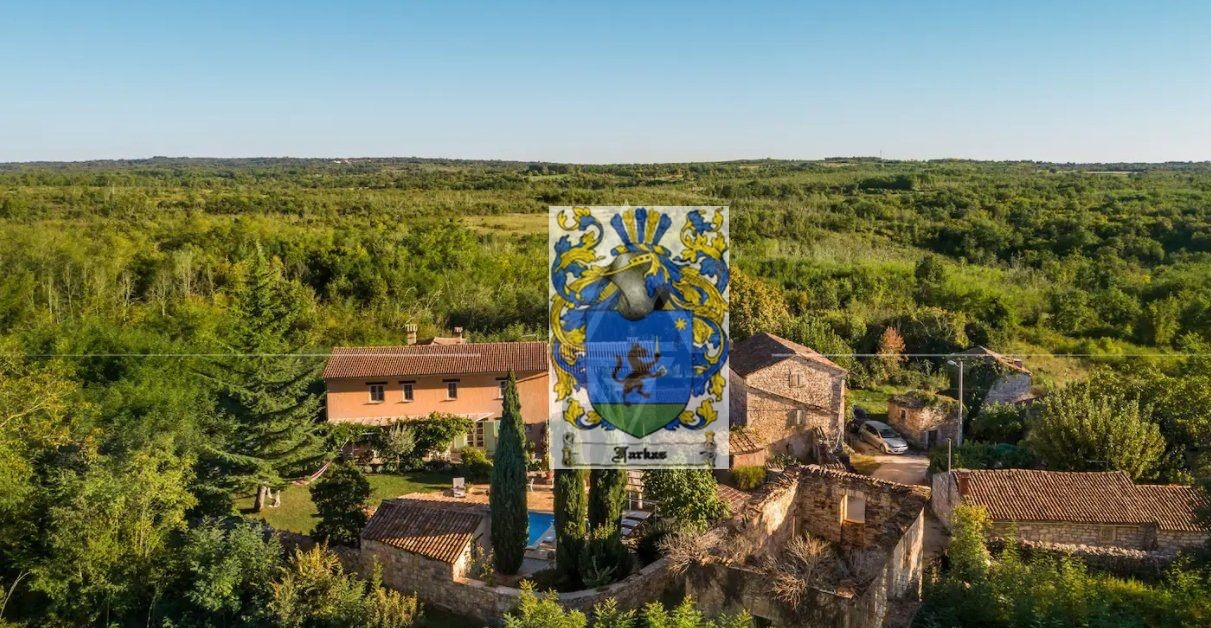 Old stone houses for sale in Istria, Farkaš real estate, haus for sale near Poreč, 4