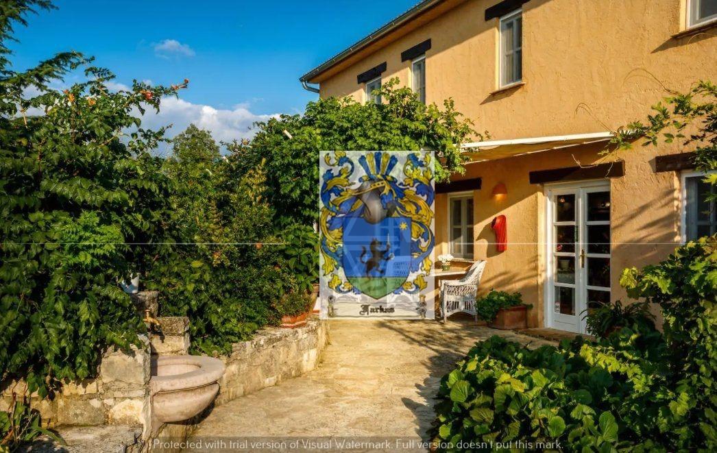Old stone houses for sale in Istria, Farkaš real estate, haus for sale near Poreč, 6