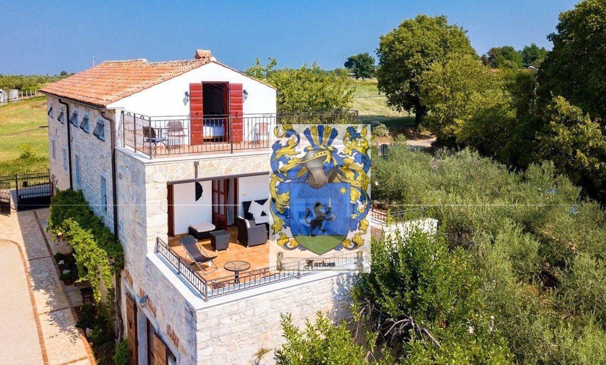 Real estate Croatia, Farkaš, stone houses for sale, Istria, 2