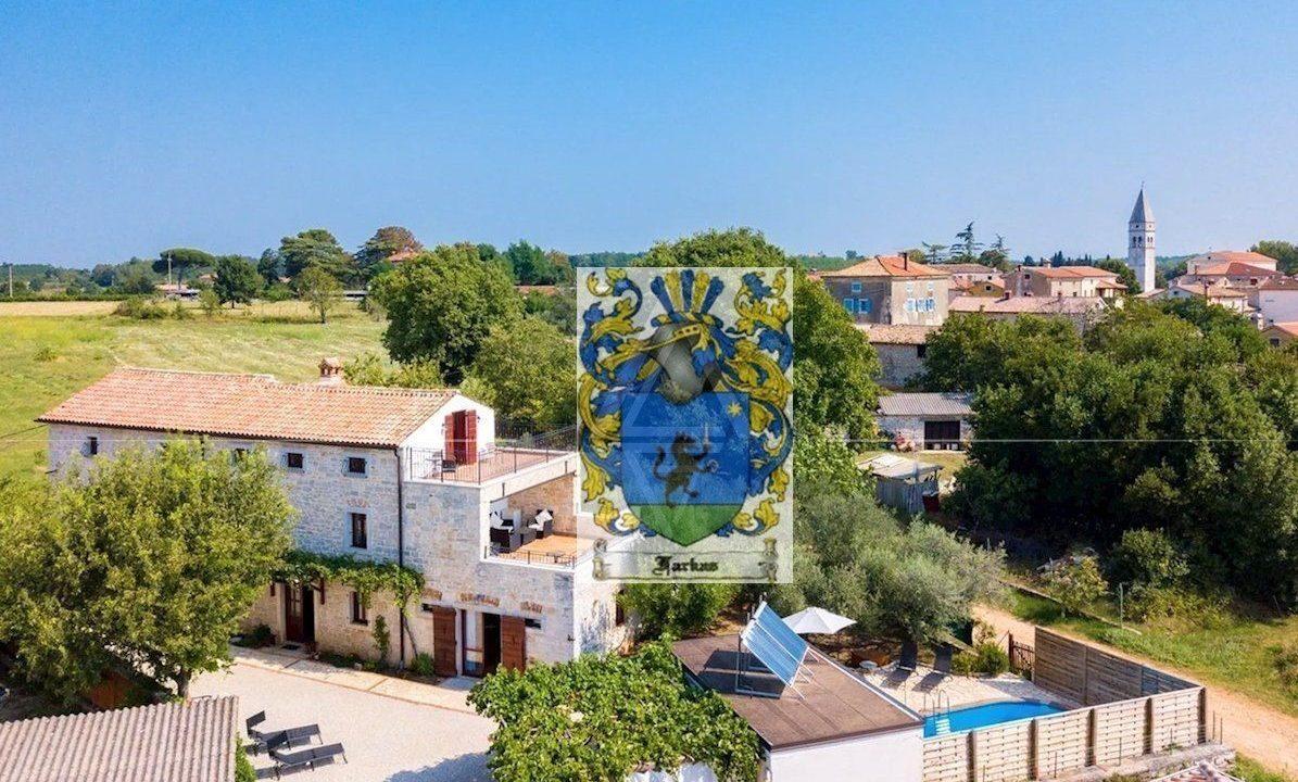Real estate Croatia, Farkaš, stone houses for sale, Istria, 3