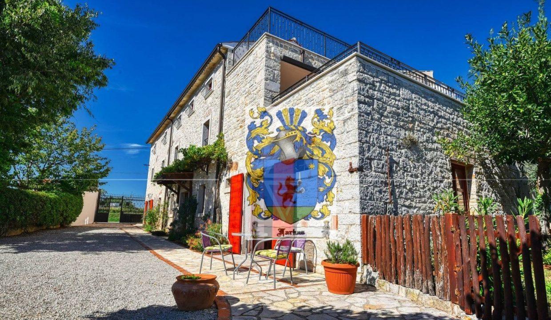 Real estate Croatia, Farkaš, stone houses for sale, Istria, 4