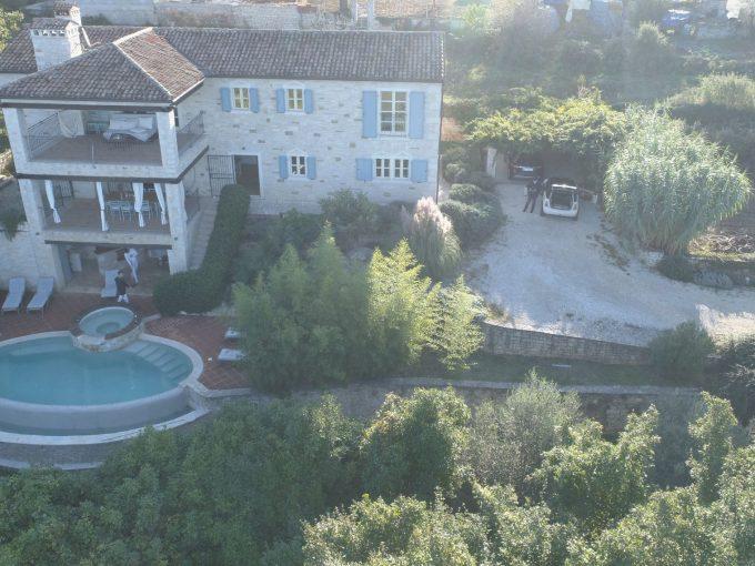Exclusive sale! Unique stone villa for sale with pool, Poreč surroundings