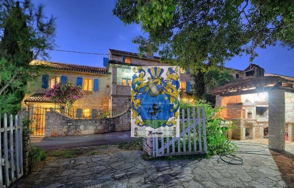 Steinhaus zu verkaufen Istrien, Farkaš immobilie, steinhause neben Poreč, 7