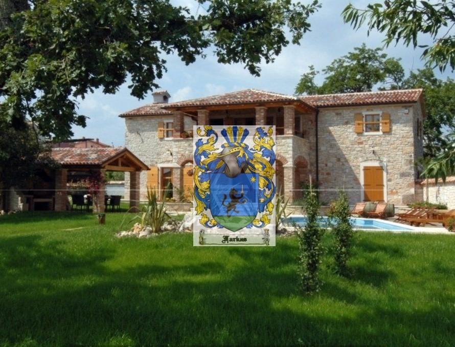 Stone house near Poreč for sale, Luxury real estate Farkaš